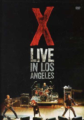 X - Live In Los Angeles by Shout Factory
