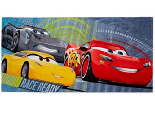 Disney/Pixar CARS 3 - Details & Downloadable Activity Sheets #Cars3 - Disney Cars 3 Storm Lightning McQueen Kids Beach Towel