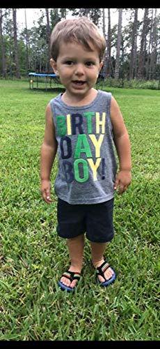 SoRock Birthday Boy Toddler Kids T-Shirt