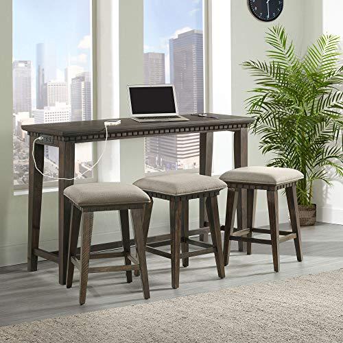 Picket House Furnishings Steele Multipurpose Bar Table Set