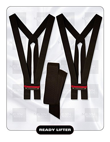 03 Harness Strap - Lifting Moving Straps Harnesses Furniture Movers Aid Shoulder Dolly Heavy