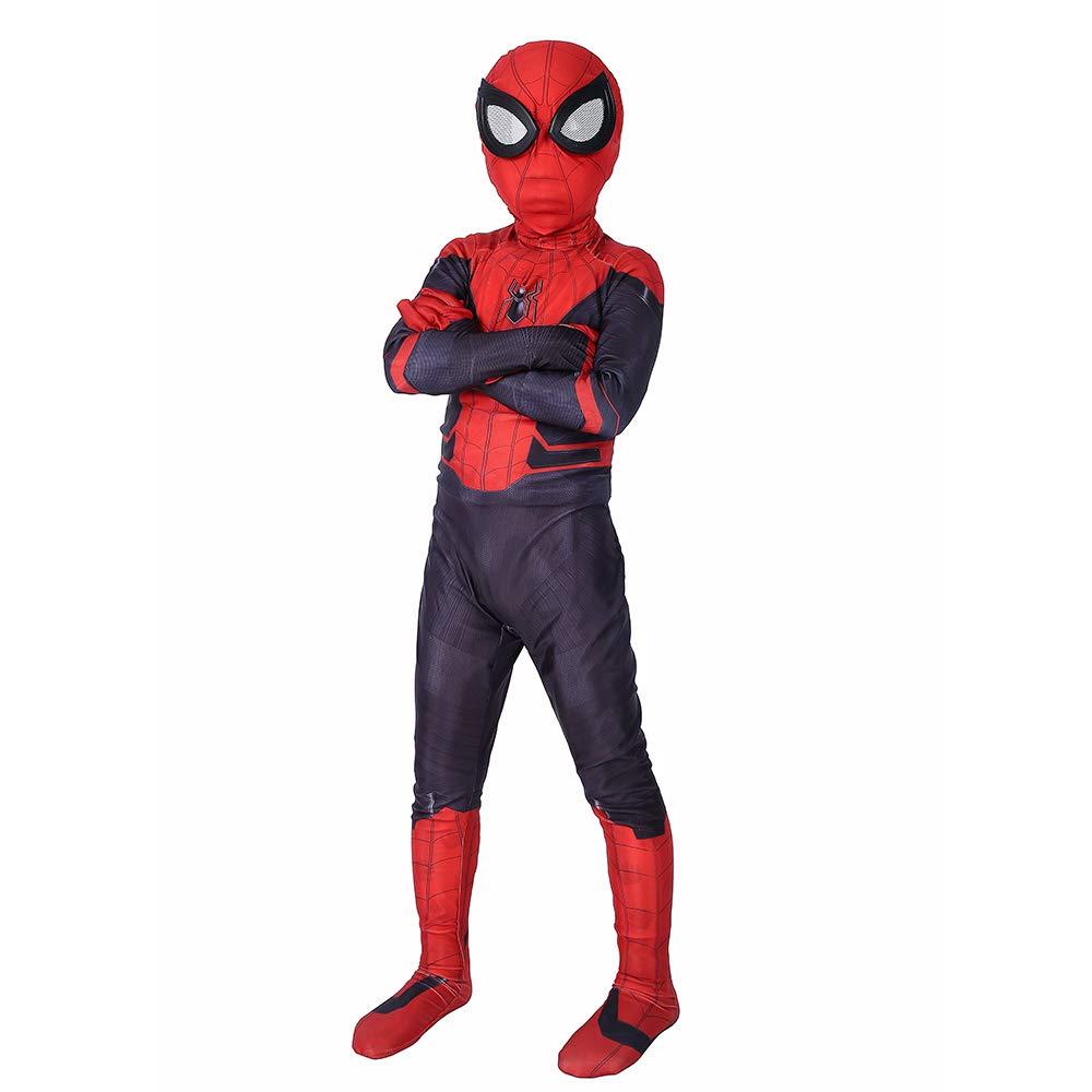 Amazon.com: Spider-man Disfraz de hombre lejano del hogar ...