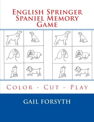 english-springer-spaniel-memory-game-color-cut-play