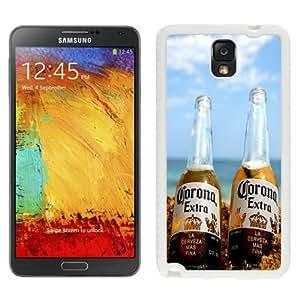NEW Fashion Custom Designed Cover Case For Samsung Galaxy Note 3 N900A N900V N900P N900T Corona Extra White Phone Case