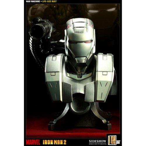 Sides (Iron Man 2 War Machine Costume)