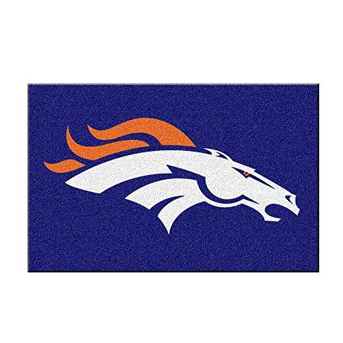 Denver Broncos Football Rug - 6