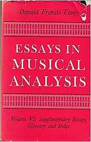 francis tovey essays