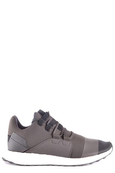 Adidas Y-3 Yohji Yamamoto Men 's Cg3161 Beige Polyester Sneakers