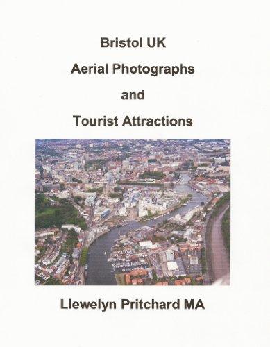 eBook Bristol UK Aerial Photographs and Tourist Attractions (Álbuns de Fotos Livro 16)