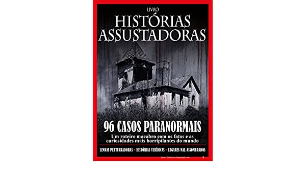 Amazon.com: Guia Histórias Assustadoras Ed.01 (Portuguese Edition) eBook: On Line Editora: Kindle Store