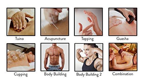 8 Modes wonderful good Electric Muscle Stimulators Accessories