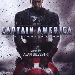 captain america alan silvestri