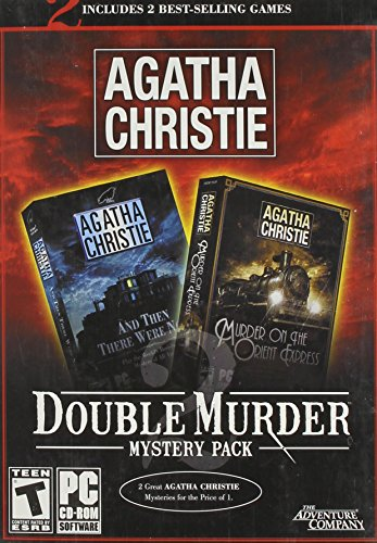 (Agatha Christie: Double Murder Combo Pack - PC)