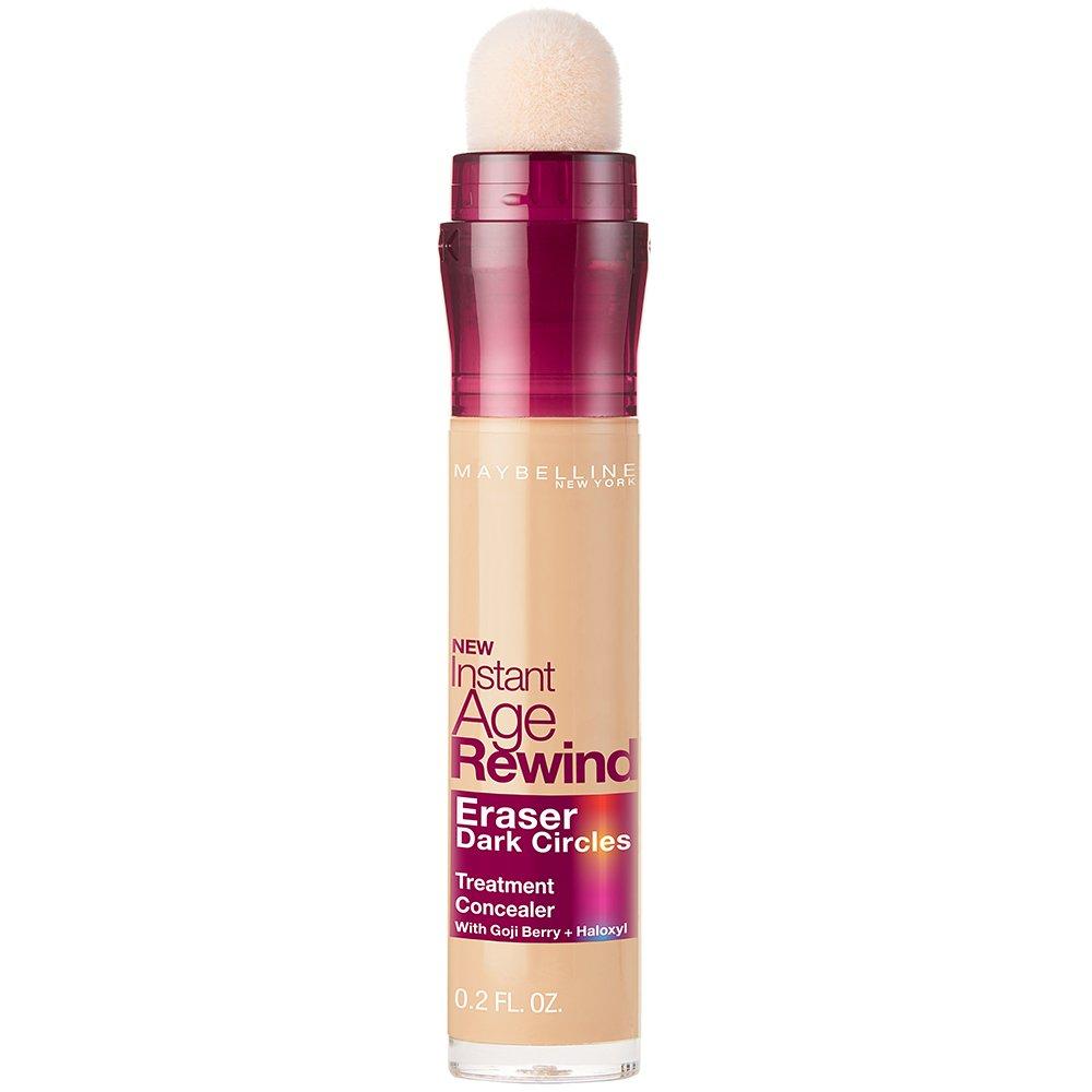 Maybelline Makeup Instant Age Rewind Concealer Dark Circle Eraser Concealer, Light Shade, 0.2 fl oz