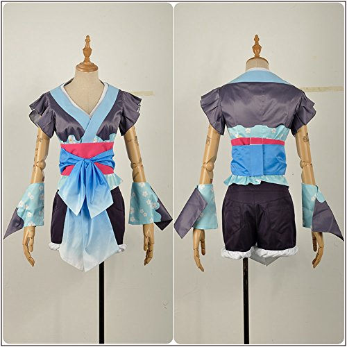 Gonna Blue You Tailleur Cosplayfly Donna Watanabe pOn5HqUW