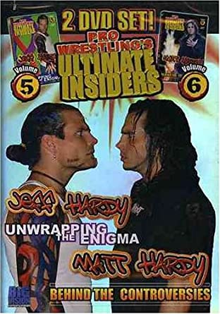 Amazon.com: Pro Wrestling's Ultimate Insider, Vol. 5 And 6: Jeff ...