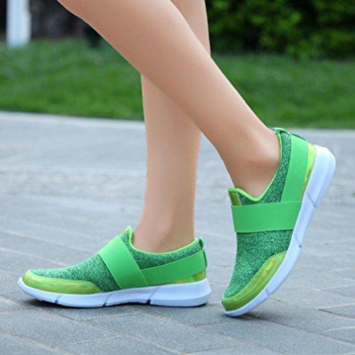 Running Gimnasio Casual para B Zapatillas Zapatos Sneakers Transpirables Mujer para Deporte Correr Deportivas Otqwx1BCw