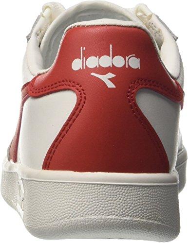 Diadora Collo Sneaker Basso Elite a Unisex B 4wrI4qUp