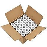 """MFLABEL 2 1/4"""" x 50' Thermal Paper Cash Register"""