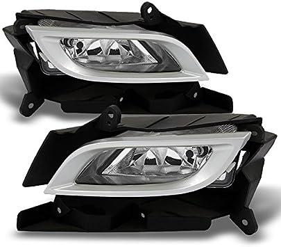 Replacement Fog Light Fog Lamp For 07~09 Mazda 3 S Sport Sedan Left /& Right Side
