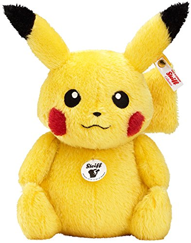 Pokemon Pikachu x steiff Limited to 1000