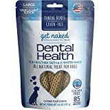 Get Naked 651144 Grain-Free Dental Chew Bone, Large