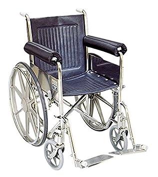 Amazon.com: sklcare silla de ruedas reposabrazos cojines ...