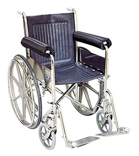 Skil-Care Wheelchair Foam Padded Armrest, Half-Arm # 703016 - 11'', pair