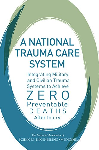 A National Trauma Care System: Integrating Military and Civilian Trauma Systems to Achieve Zero Preventable Deaths After Injury