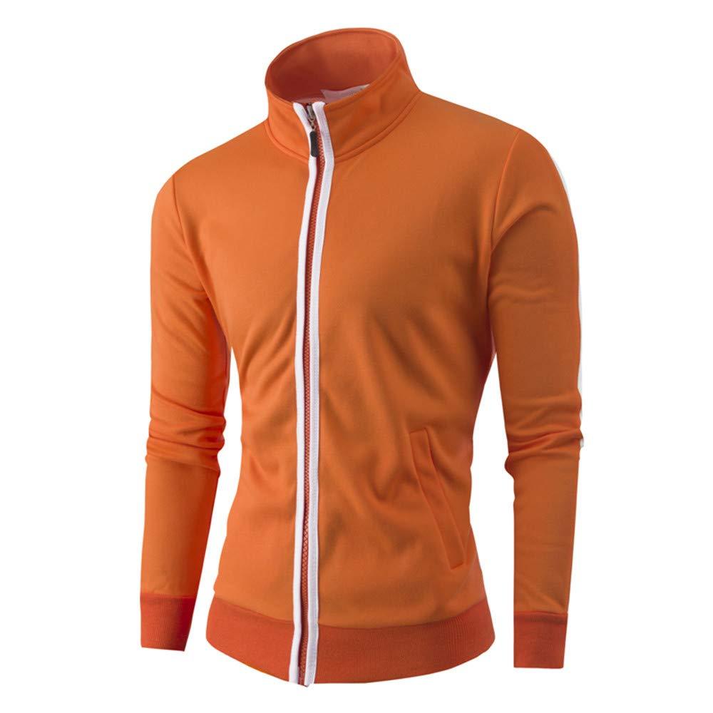 人気を誇る iYYVV Large OUTERWEAR メンズ B07H2L8Z24 オレンジ オレンジ B07H2L8Z24 Large Large|オレンジ, ヒマラヤ:59f52596 --- svecha37.ru