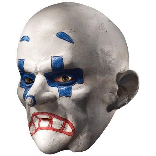 Joker Clown Mask Costume Accessory