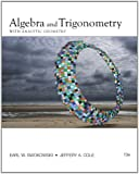 Bundle: Algebra and Trigonometry with Analytic Geometry, 13th + Enhanced WebAssign Homework with eBook Printed Access Card for One Term Math and Science, Earl W. Swokowski, Jeffery A. Cole, 1111495912