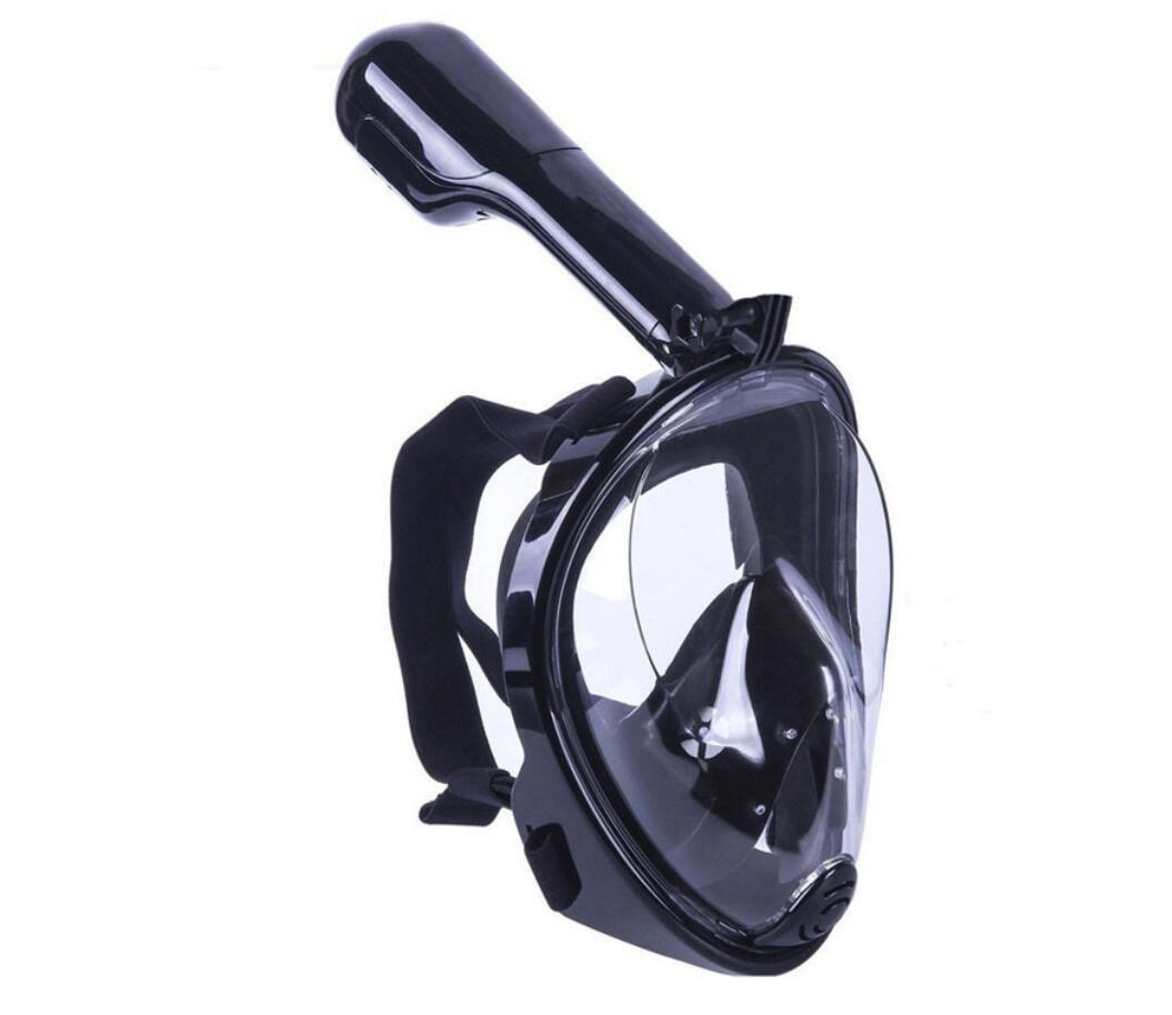 HJXJXJX Specchio subacqueo Maschera Subacquea per Adulti Viso Completo Specchio Viso Snorkeling Maschera per Il Viso Nuoto Attrezzature subacquee Costumi interi