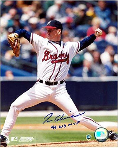 Atlanta Braves Autographs - 1