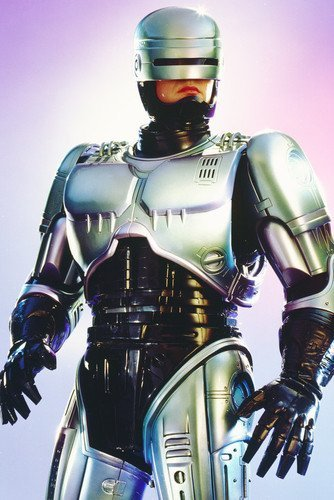 Peter Weller in RoboCop 11x17 Mini Poster