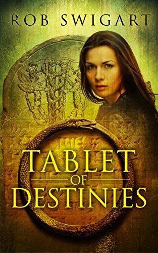 Tablet of Destinies: Lisa Emmer Historical Thriller #2 (The Lisa Emmer Series)]()