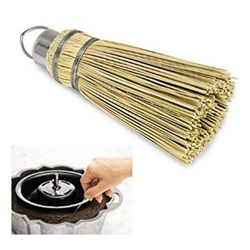 Lunarland Amish Cake Tester - Natural Corn Husk Baked Cakes Test Baking Broom (Cake Tester Broom compare prices)