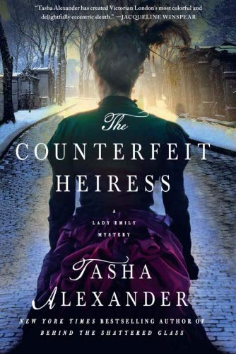 Counterfeit Heiress (Lady Emily Mysteries)