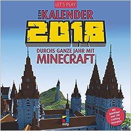 Lets Play Dein Kalender Durchs Ganze Jahr Mit Minecraft Mit - Minecraft spieletipps pc