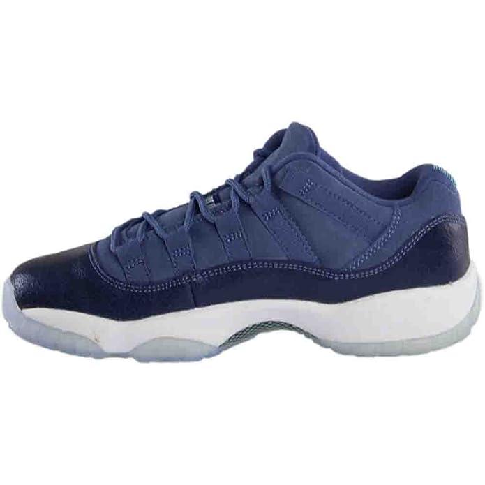 efc2a927fbd Amazon.com   Jordan Air XI (11) Retro Low (Kids)   Basketball