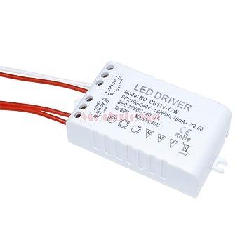 Transformador de fuente de alimentación LED de 220 V a 240 V ...