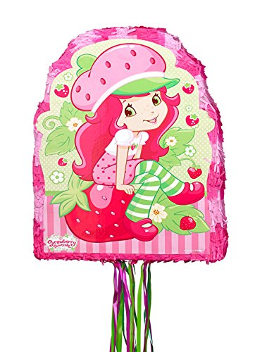 (Ya Otta 12 Pull String Strawberry Shortcake Piñata)