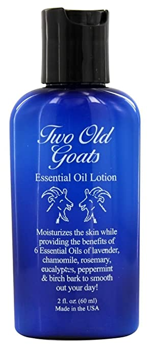 Amazoncom Two Old Goats Essential Oil Lotion 2 Oz Health