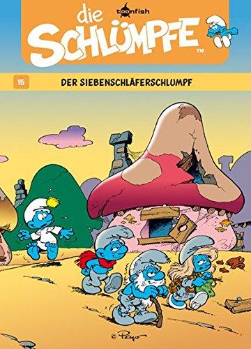 Die Schlümpfe. Band 15: Der Siebenschläferschlumpf Gebundenes Buch – 1. September 2012 Peyo Splitter-Verlag 3868699694 Comic