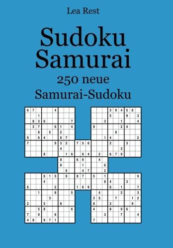 Sudoku Samurai: 250 neue Samurai-Sudoku