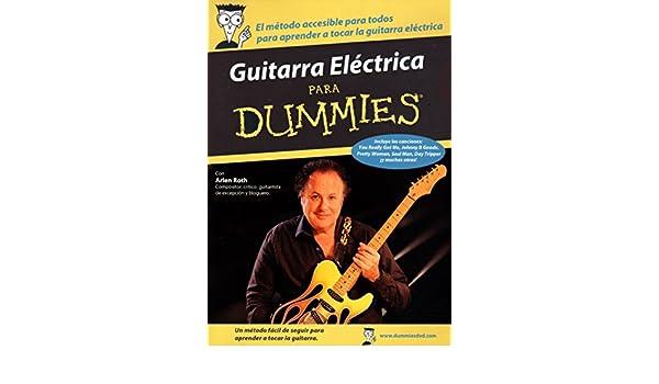 GUITARRA ELECTRICA para Dummies [DVD]: Amazon.es: Arlen Roth, Andrea Ambados: Cine y Series TV
