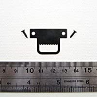 50pcs Black T Shape Sawtooth Saw Tooth Hidden Picture Photo Oil Painting Mirror Frame Hanger Hook Screw Furniture Accessories Furniture