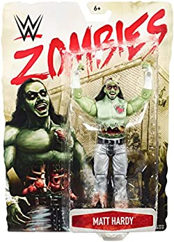 WWE Zombies Matt Hardy Action Figure