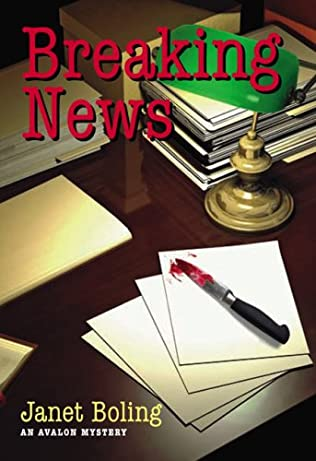 book cover of Breaking News