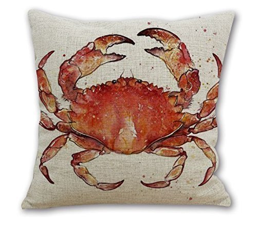 Onker Cotton Decorative Cushion Watercolor product image